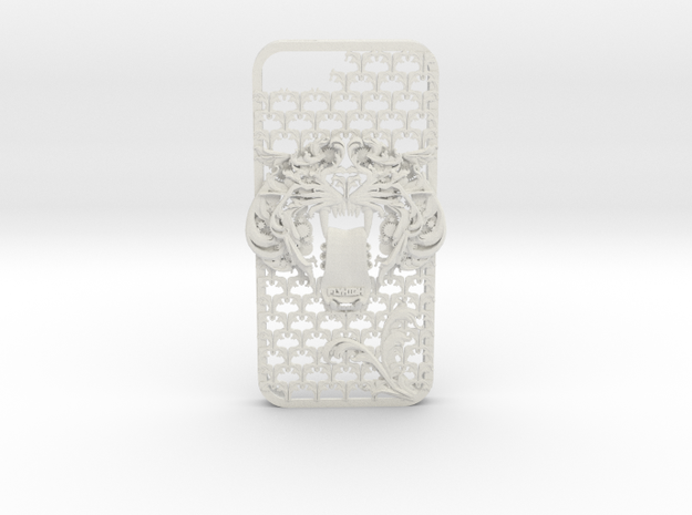 FLYHIGH: Tory on Baroque iPhone 5 in White Natural Versatile Plastic