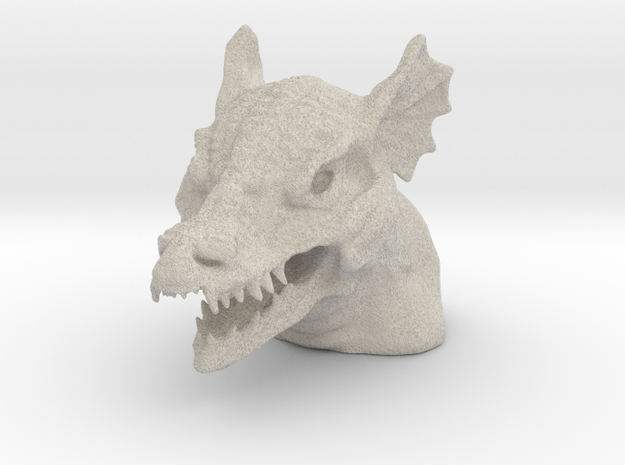 Dragon Bust - Reduced Material Version