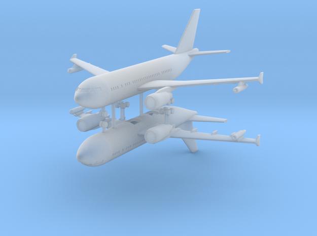 1/700 A310 (MRTT) / CC150 (T) Polaris (x2) in Smooth Fine Detail Plastic