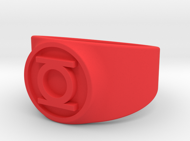 Original Hal GL Ring Sz 14 3d printed
