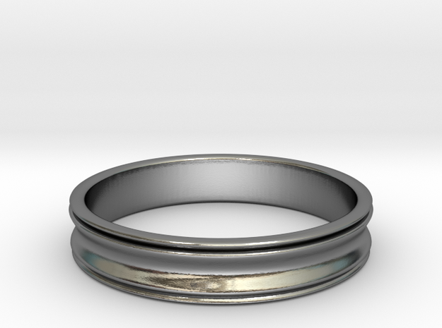 Simple Curved Ring (Sz 8.5)