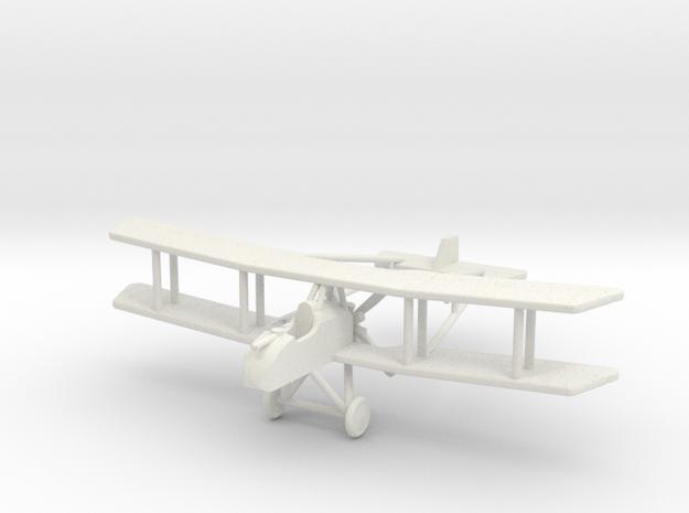 RAF FE.8 1:144th Scale in White Natural Versatile Plastic