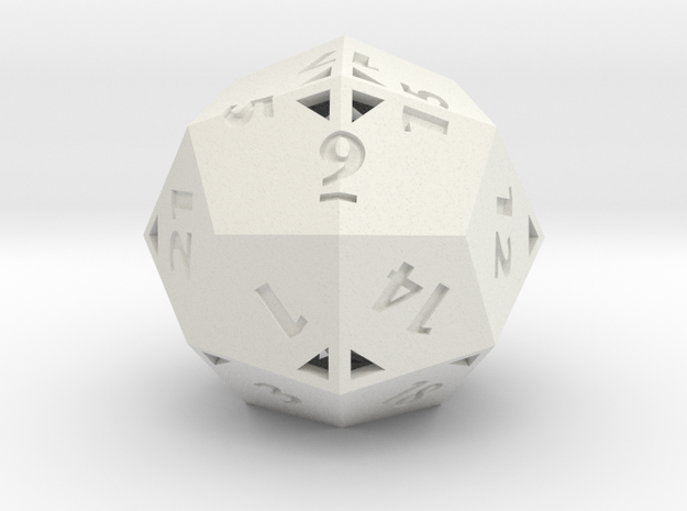 Pseudo-icositetrahedron - d24 - Hollow