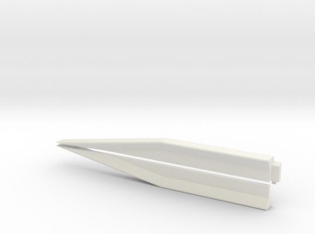 Platform1-64-type-1-ramps in White Natural Versatile Plastic