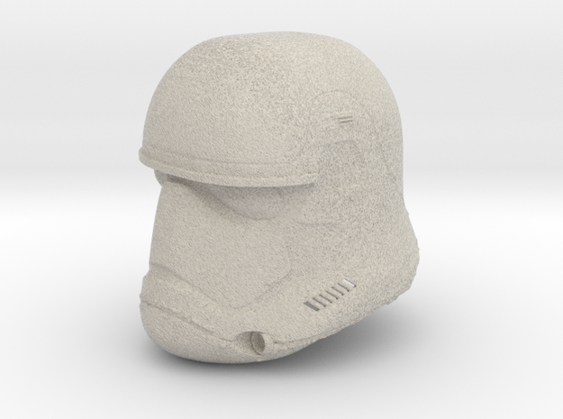 Miniature Episode 7 StormTrooper Helmet
