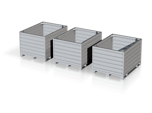 H0 1:87 Container-Box