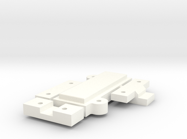 Clamps for Mounting Plates - With USB
