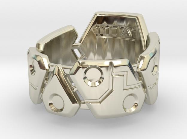 US14 Ring VIII 3d printed