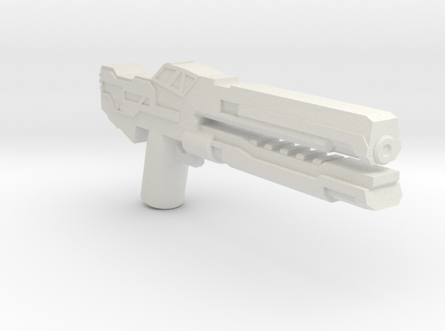 Electron Mass Rifle  3d printed
