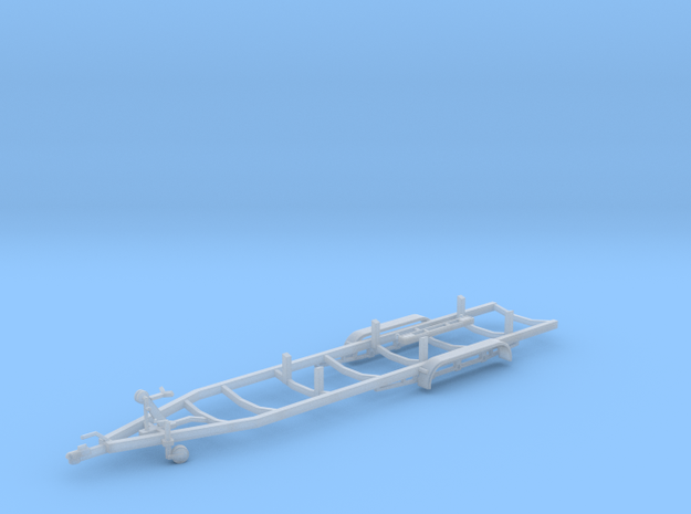 Bootstrailer 4 in Smooth Fine Detail Plastic