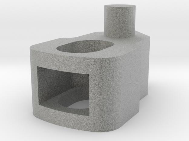 Blinker Buchse in Metallic Plastic