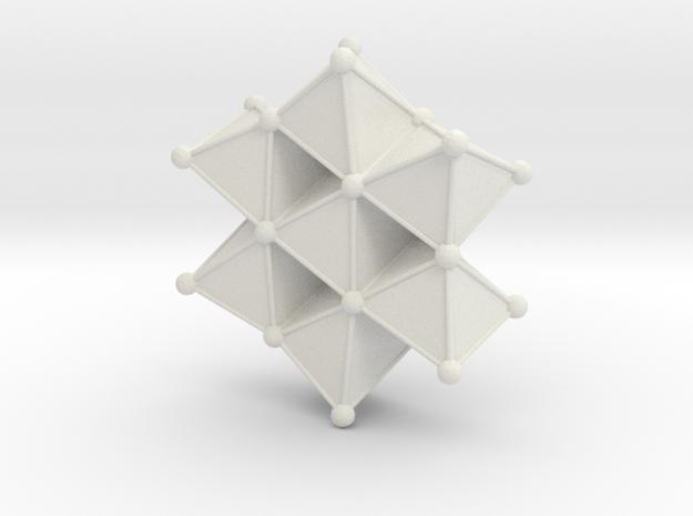 Anderson-arestes-netfabb in White Natural Versatile Plastic