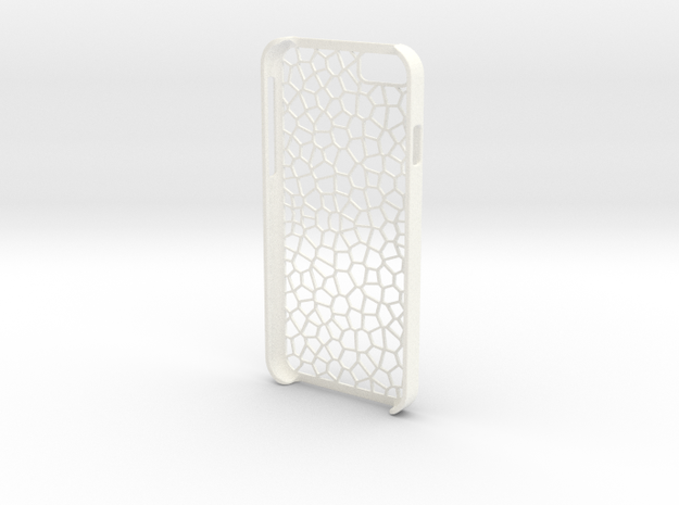 iPhone 6 - Case CELLULAR in White Processed Versatile Plastic