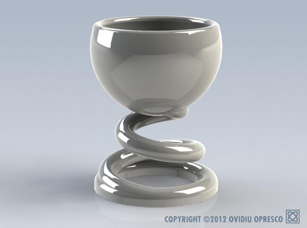 Sake Spring Cup #2 3d printed