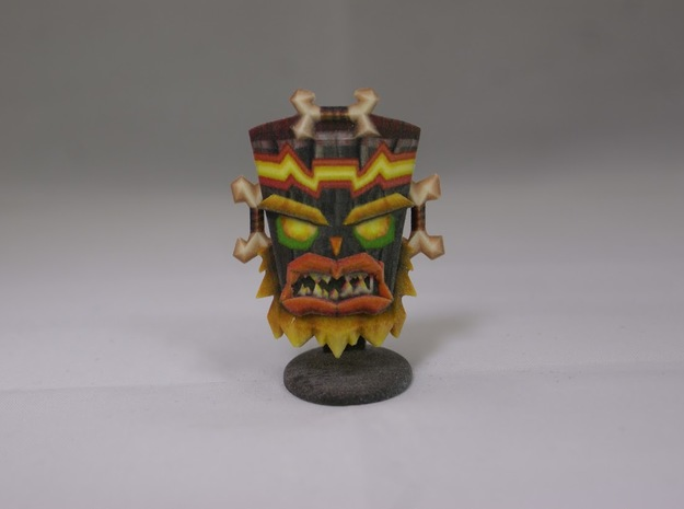 Uka Uka - Crash Twinsanity - 50mm