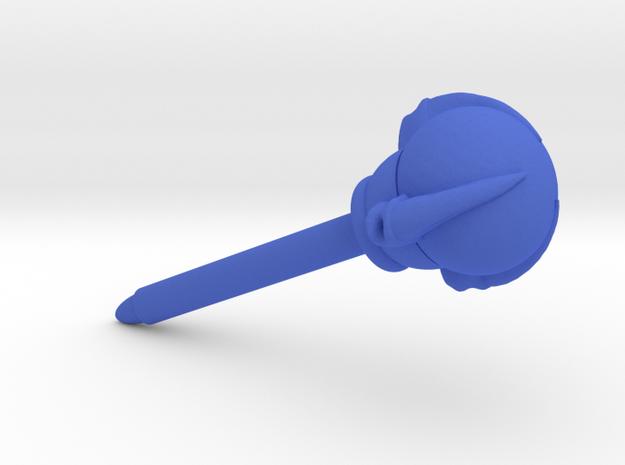 Filmationaccuratewandevillyn in Blue Processed Versatile Plastic