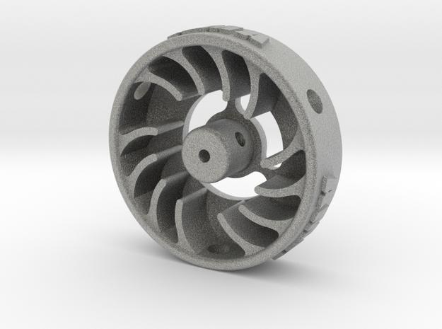 Mini-Z Motor Break-In Fan Std in Metallic Plastic