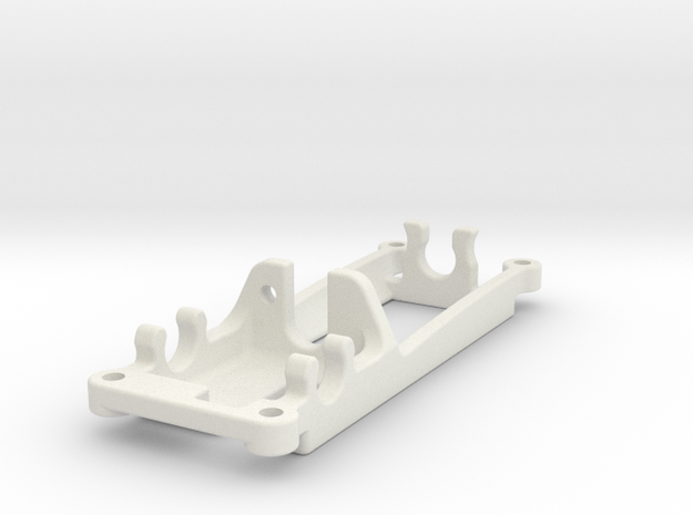 WINPOD 0MM OFFSET in White Natural Versatile Plastic