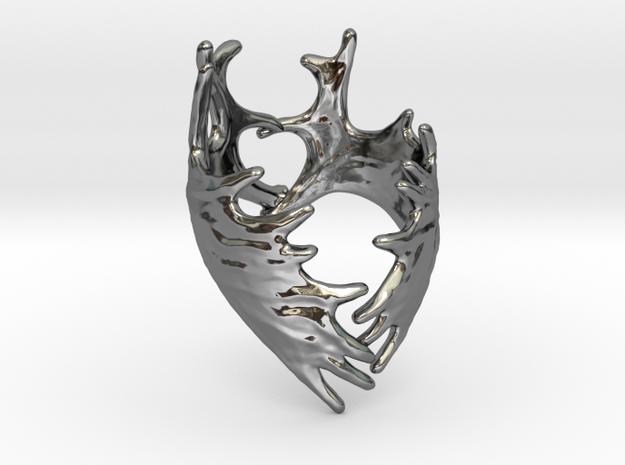 (Size 6) Moose Antler Ring