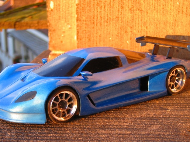 Deep Purple - Le Mans 3d printed