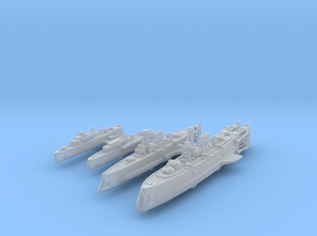 1928 LNAS Fleet in Smooth Fine Detail Plastic