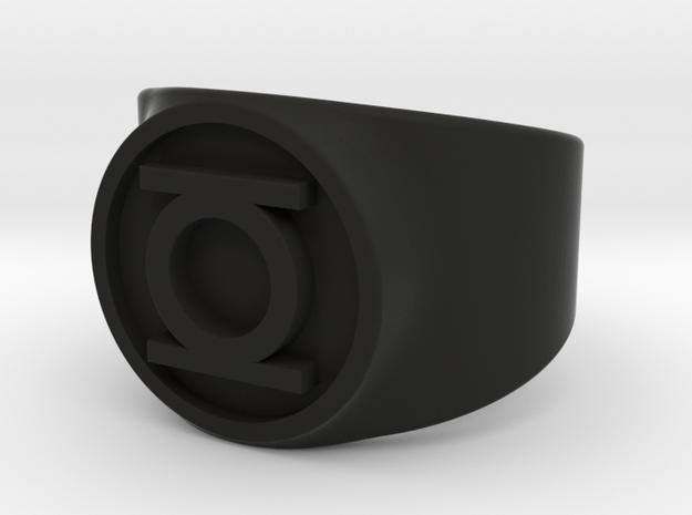 Original Hal GL Ring Sz 8 3d printed