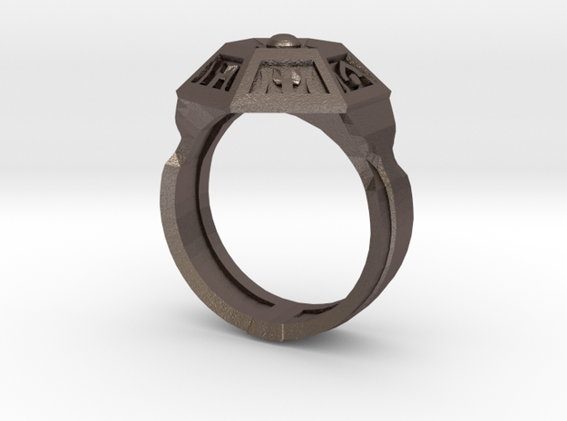 Ring of Royal Grandeur (21mm)