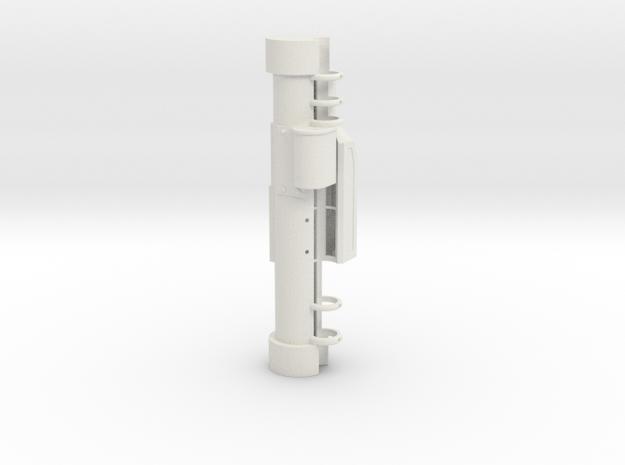ES L DA 28 in White Natural Versatile Plastic