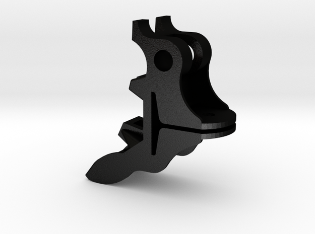 Climax F462 Brake Shoe Holder - 1-8th Scale 3d printed