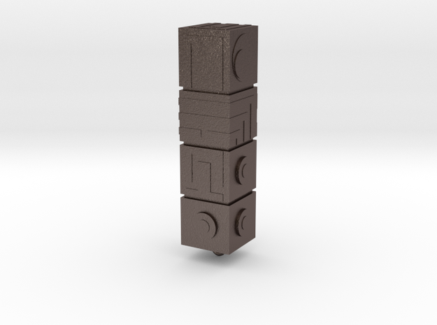 Monument Valley - The Totem keyring