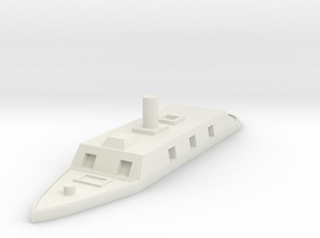 CSS Arkansas 1.0 1/600 in White Natural Versatile Plastic