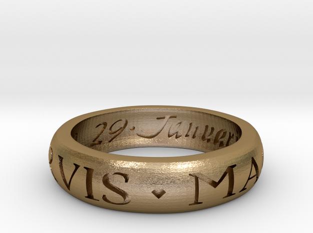 Explorers Ring - U3 Version 3d printed
