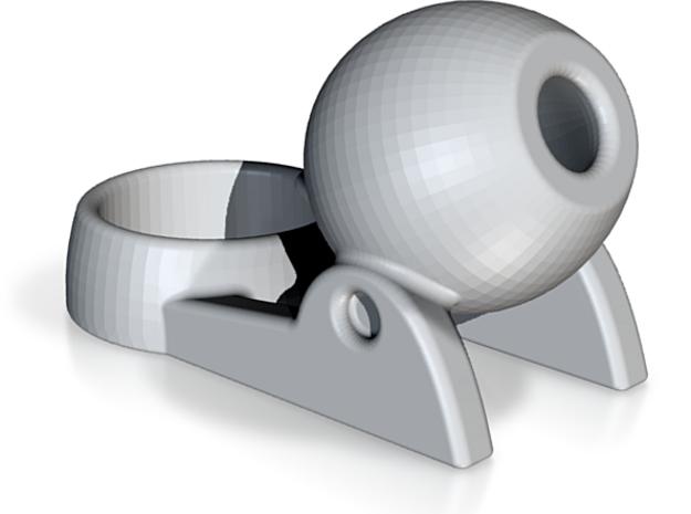 Tea-light Cannon 3d printed