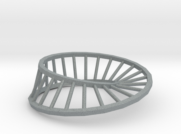 Moebius Ring   Inside-out a1 3d printed