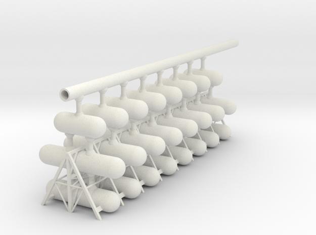 Tanks B(3) Fwd V0.3 in White Strong & Flexible
