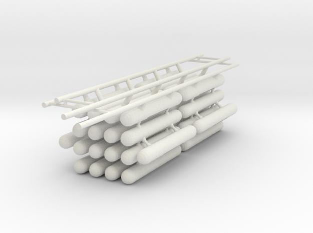 Tanks A Aft V0.7c in White Natural Versatile Plastic