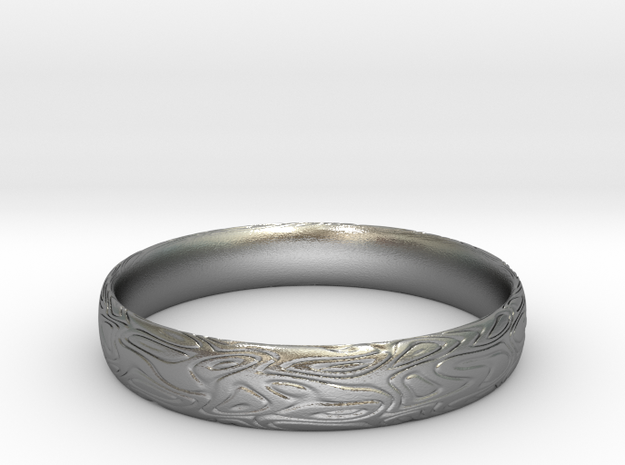 Noether's Ring in Raw Silver