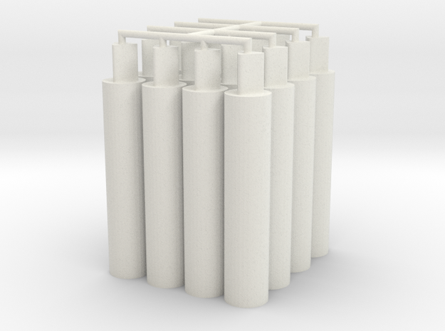 16x Thick Pegs 2.0 3d printed