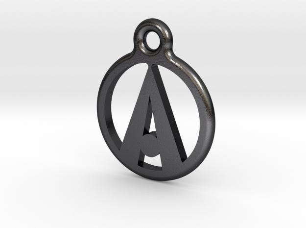 Ariel Atom key fob 3d printed