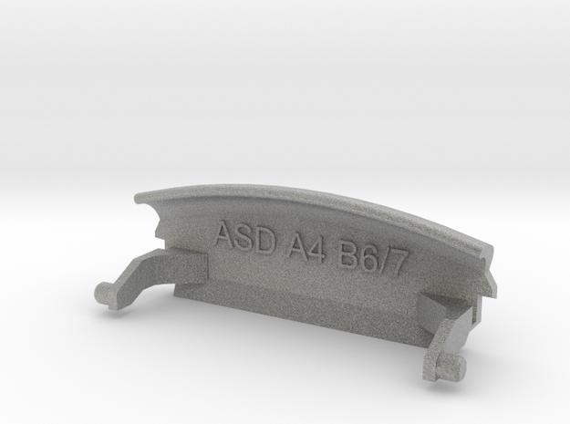 Audi A4 B6 armrest lid standart A4 sign 3d printed