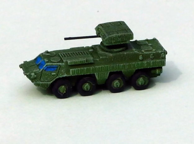 Ukranian APC BTR-4 Grom 1/285 6mm in Smooth Fine Detail Plastic