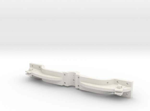 Climax F-409 Rear Countershaft Support - 1-8th Sca 3d printed