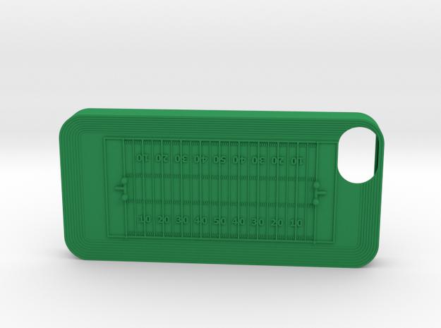 iPhone 5 Football 3d printed