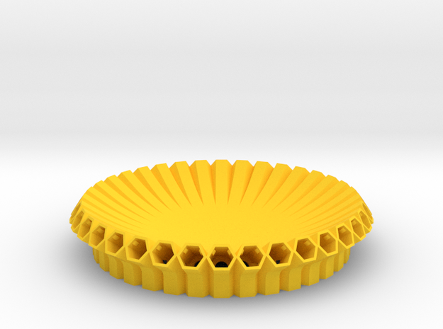 36 pencil bowl 3d printed