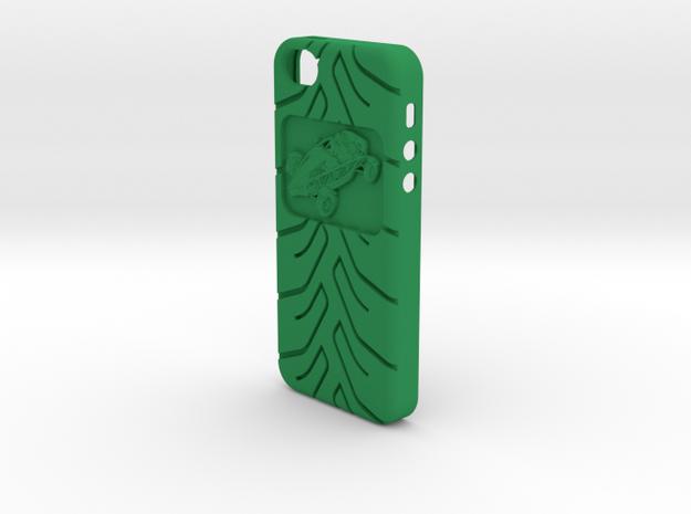 iPhone 5 case Atom A048 tread 3d printed