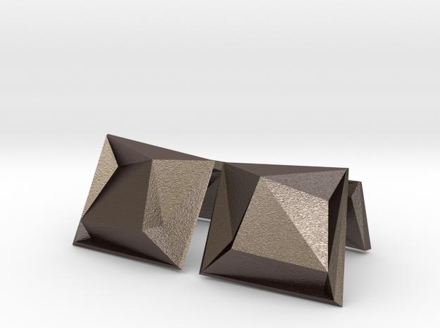 Origami Cufflinks