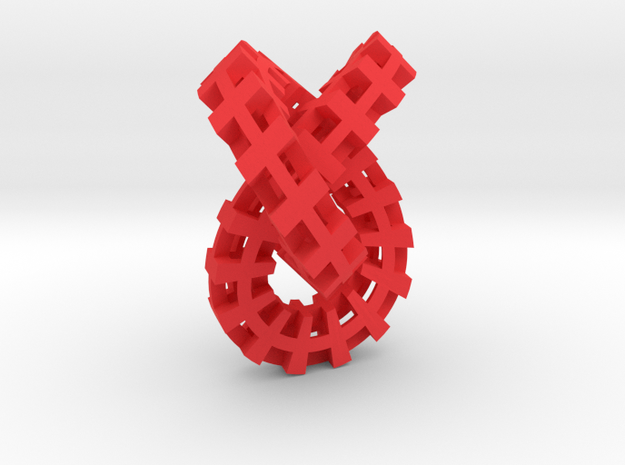 Escher knot small 3d printed