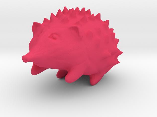 Hedgehog 3d printed
