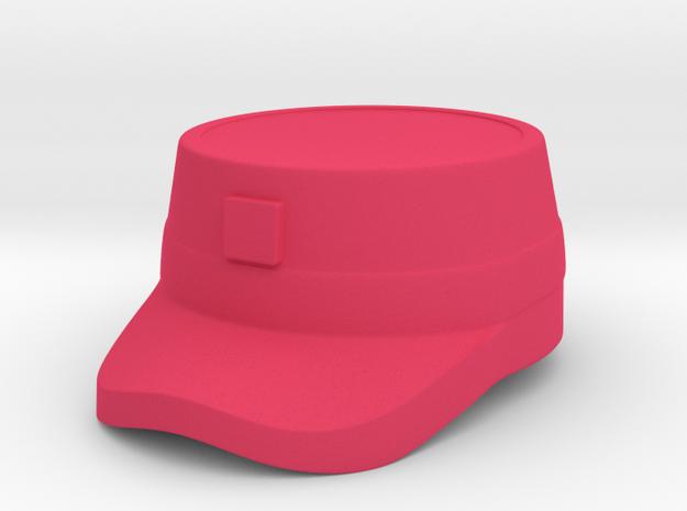 Patrol Cap II 3d printed