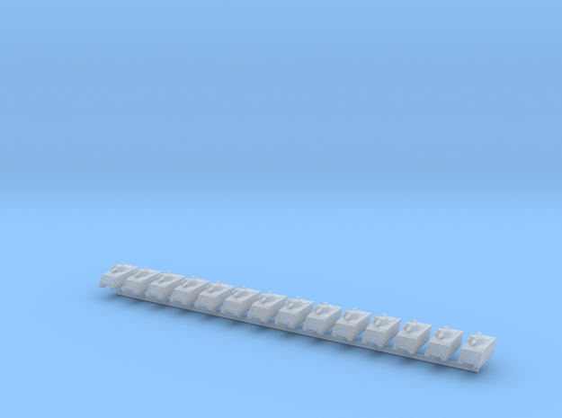 1/700 ELVO Kentaurus APC Company in Smooth Fine Detail Plastic